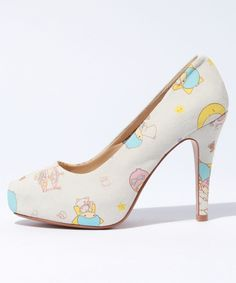 little twin stars pumps