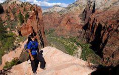 Kiránduljunk a nemzeti parkokba! Amerika legnépszerűbb parkjainak egyike: Zion - Utah: A rozsdavörös slot kanyonok