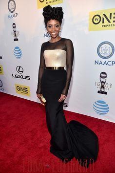NAACP Image Awards 2016 Red Carpet Rundown | Tom & Lorenzo Fabulous & Opinionated