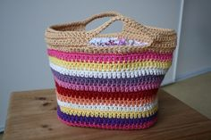 Busy fingers, busy life...: Pattern: Hair Toy Basket