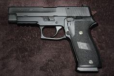 Sig Sauer P220 pistol Beautiful!