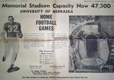 1964 ticket promo and stadium expansion