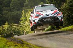 【WRC】 トヨタ:WRC 第11戦 ラリー・スペイン プレビュー [F1 / Formula 1]