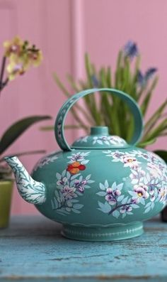 ✯ #Teapot | #tea #teatime #teaparty