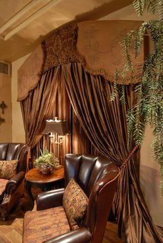 Arrangement, living room