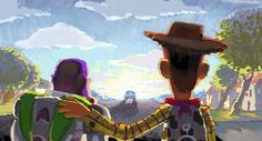 東京《Pixar皮克斯30週年紀念特展》原畫手稿展出 粉絲們不能錯過 - 圖片2