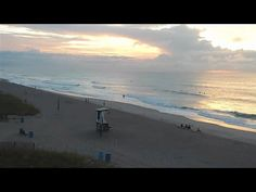 I'm living vicariously at #wrightsvillebeach through the surfcam!!