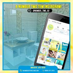 A Number Two tem Instagram!! Segue a gente lá!! @number_two_02   #numbertwo #higiene #eliminador #odorpessoal #banheiro #pratico #facil