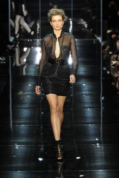 Tom Ford RTW Spring 2014 Photo by Giovanni Giannoni