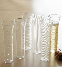 Modern, High-End Glassware For the Design-Obsessed