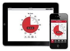 Art teachers are loving this product as a visual timer for those busy art classes when time just seems to get away from both you and the students. This article will show you 5 Reasons to get a Time Timer, and some fun and practical ways to use it. It's an App and an actual clock. You choose!
