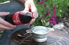 Make a soda slushy with self-freezing soda. | These Life Hacks Will Get You Through This Disgustingly Hot Summer