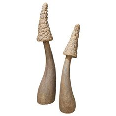 Outdoor Statues Large Size  Design Toscano Massive Mystic Mushroom Statue Set of Two Spring makeover -- This is an Amazon Associate's Pin. Locate the item on the website simply by clicking the VISIT button