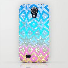 Shades Samsung Galaxy S4 case by Lisa Argyropoulos