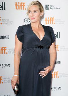 Kate Winslet, magnifique et sublimement enceinte au #TIFF!