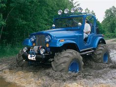 when mud bogger tires can't cut it, just get tractor tires.