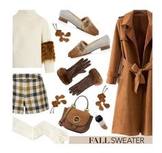 """Cozy Fall Sweater'"" by dianefantasy ❤ liked on Polyvore featuring Saks Potts, Alice + Olivia, Alexandre Birman, Jocelyn, Barneys New York, MICHAEL Michael Kors, polyvorecommunity, polyvoreeditorial and fallsweaters"