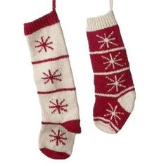 Knitted Stocking Idea