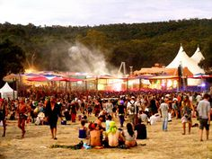 Rainbow Serpent Festival 2011 by Hypothesis Testing, via Flickr