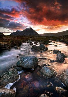 Buachaille Etive Mor, Glencoe, Scotland