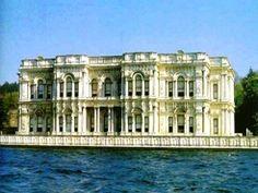 Beylerbeyi Palace, Istanbul, Turkey - Asian Side