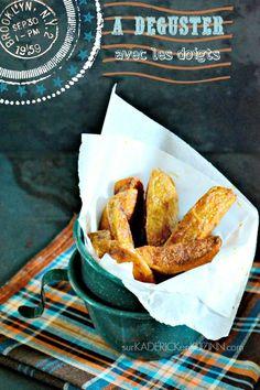 Potatoes country - Comment faire cuire des potatoes fait maison sur kaderickenkuizinn.com