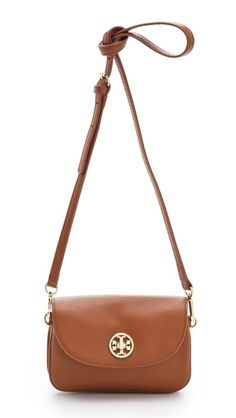 "Tory Burch Robinson Cross Body Bag...I should have this just because of the name ""Robinson"""
