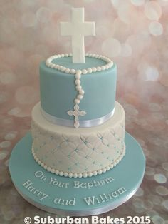 Aaron Konfi Baptism cake How the Mortgage Landscape Has Changed There used to be an almost dizzying Boy Communion Cake, First Holy Communion Cake, Baby Boy Christening Cake, Baby Boy Baptism, Baptism Party Decorations, Baptism Cookies, Birthday Parties, Baptism Ideas, Tea Cakes