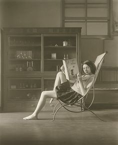 Hisaji Hara: Hisaji Hara - A Study of Katia Reading 200