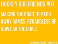 Until he tells me it's too far away and to save our money :) Hockey Memes, Hockey Quotes, Hockey Girlfriend, Girlfriend Quotes, Golden Knights Hockey, Hockey Posters, Canadian Things, Fans, Good Ol