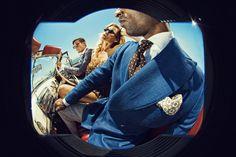 Carli Hermès | Unit c.m.a. | Suitsupply campaign 2013