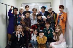 Btob, Tvxq, Super Junior, Siwon, Heechul, Lee Donghae, 2ne1, Shinee, Exo Red Velvet