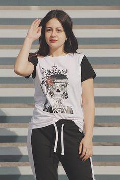 Camiseta calavera Coco ❤️