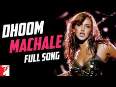 Dhoom Machale - Full Song | Dhoom | Esha Deol | Uday Chopra | Sunidhi Chauhan - YouTube 90s Hit Songs, Bollywood Music Videos, Sunidhi Chauhan, Mixing Dj, Song Hindi, John Abraham, Blockbuster Movies, Musicals, Wonder Woman