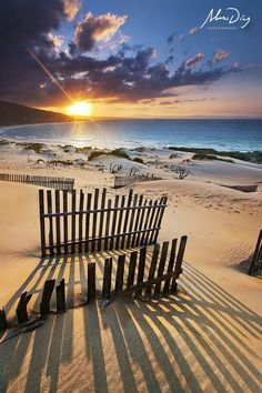 Sunset in Cadiz, Spain Beautiful Sunrise, Beautiful Beaches, Paradis Tropical, Jolie Photo, Beach Scenes, Wonders Of The World, Nature Photography, Summer Photography, Scenery
