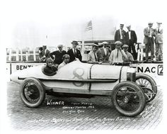 Jimmy Murphy Duesenberg-Miller, Winner 1922 Indianapolis 500 (IMS Archives)