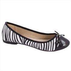 Balerini cu fundita 232-11A - Reducere 60% - Zibra Flats, Shoes, Fashion, Loafers & Slip Ons, Moda, Zapatos, Shoes Outlet, Fashion Styles, Shoe