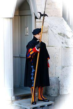 Guardia Svizzera Pontificia - Vatican City