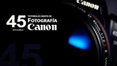 Canon ha preparado una serie de tutoriales sencillos, didácticos y gratuitos para estudiantes, profesionales y novatos de la fotografía.   ...