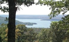"""Lake Tenkiller, probably not on many people's lists of """"must see"""" places; but beautiful and clear."""