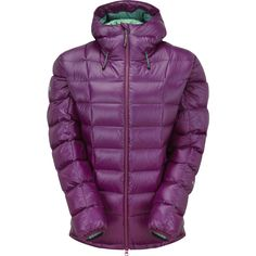 Mountain Equipment - Lumin Down Jacket - Women's - Foxglove