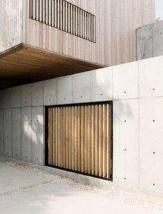 Galería de Casa caja de hormigón / Robertson Design - 15