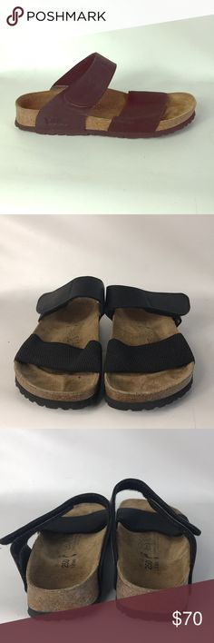 🎅🏽SALE Birki's by Birkenstock size 9 Condition 9/10, minimal amount of scuffs around both shoes from normal wear, very good shape, size 9 / European 39 , please if you want more pictures or you have questions, just let me know. Thank you 🙏🏼 Birkenstock Shoes Flats & Loafers