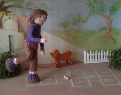 Hinkelen handmade by Annie Swart