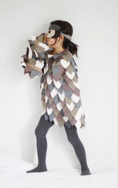 Owl costume | Sanae Ishida