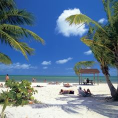 Key West. I have been there and it is Beautiful!!