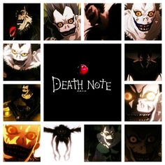 Ryuk Deathnote by PufferfishCat on deviantART