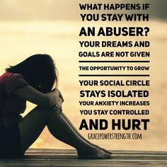 Narcissist/Abuse