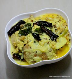 Dahi Kadhi recipe is a Hyderabadi style or hyderabadi version of making dahi ki kadhi which is made by using dahi/yogurt and mixing chick pea flour into it. #besankadhi #dahikadhi #kadhi #vegrecipes