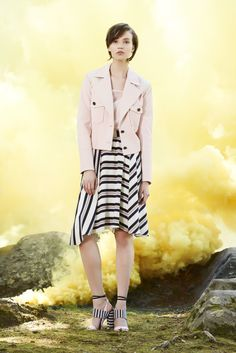 Tanya Taylor Resort 2016 - Collection - Gallery - Style.com  http://www.style.com/slideshows/fashion-shows/resort-2016/tanya-taylor/collection/10